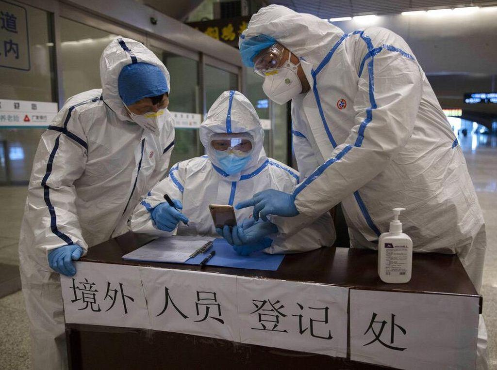 Wuhan Berencana Tes 11 Juta Penduduk Setelah Muncul 6 Kasus Corona Baru