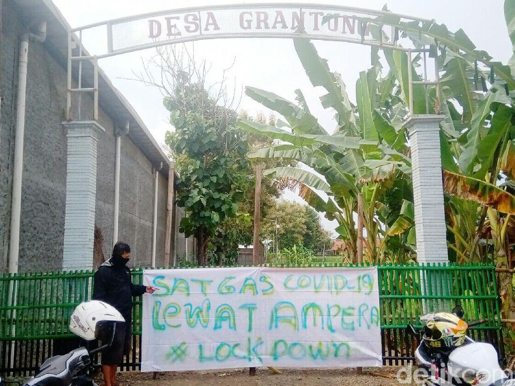 Cegah Corona, Desa di Purworejo Ini Juga Lockdown