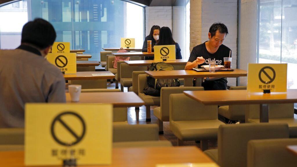 Cegah Corona, Warga Hong Kong Aja Bisa #JagaJarakDulu di Ruang Publik