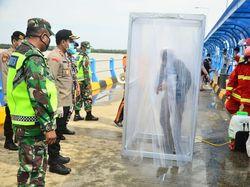 Pemkab Tanjung Jabung Barat Jambi Awasi 15 TKI yang Tiba dari Malaysia