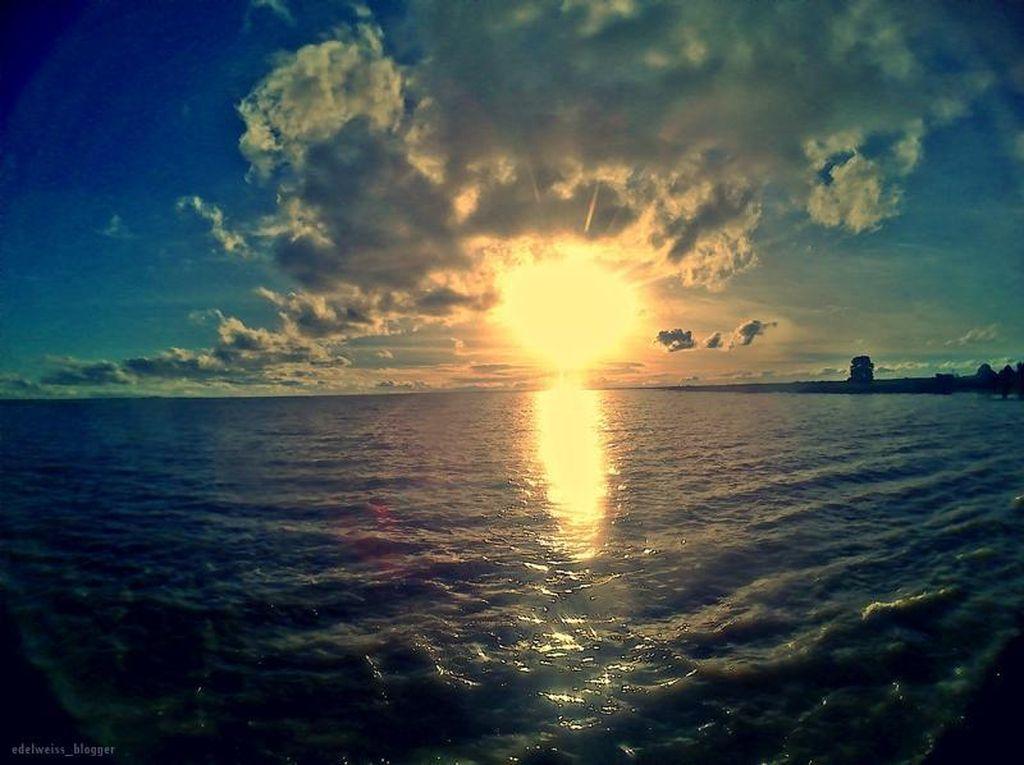 Danau Semayang yang Baru & Menawan di Kalimantan