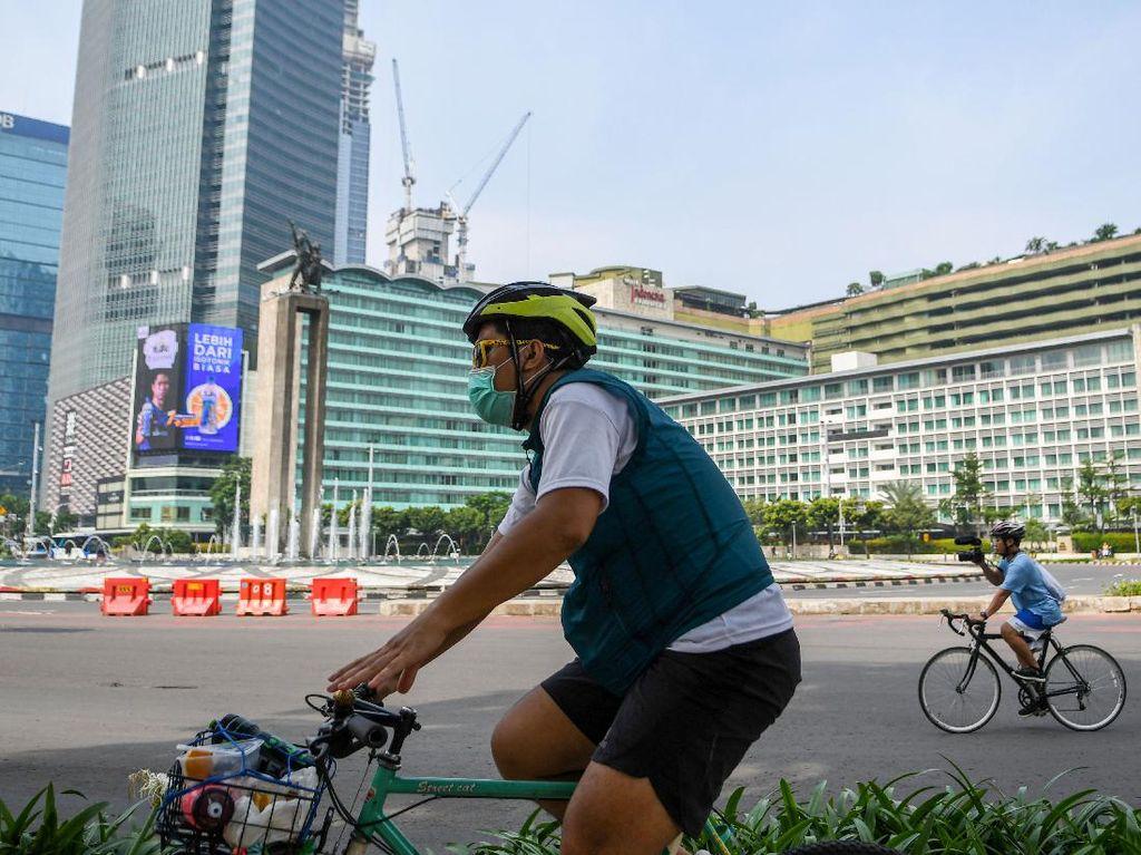 Dinkes DKI: Positivity Rate Corona Jakarta Sepekan Terakhir Turun Jadi 10,3%