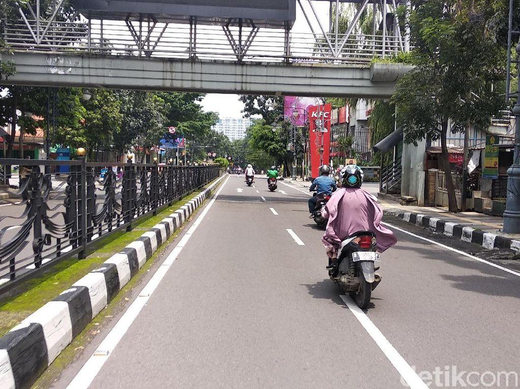 Ini Pola Penutupan Jalan di Bandung Terkait Social Distancing Cegah Corona