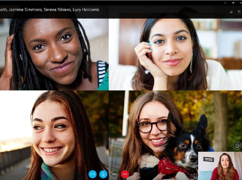 Mana Paling Boros Bandwidth, Zoom, Skype, Hangouts, atau Webex?