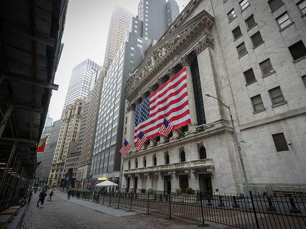 Wall Street Cetak Rekor, Nggak Goyang Meski Ada Kerusuhan di Capitol