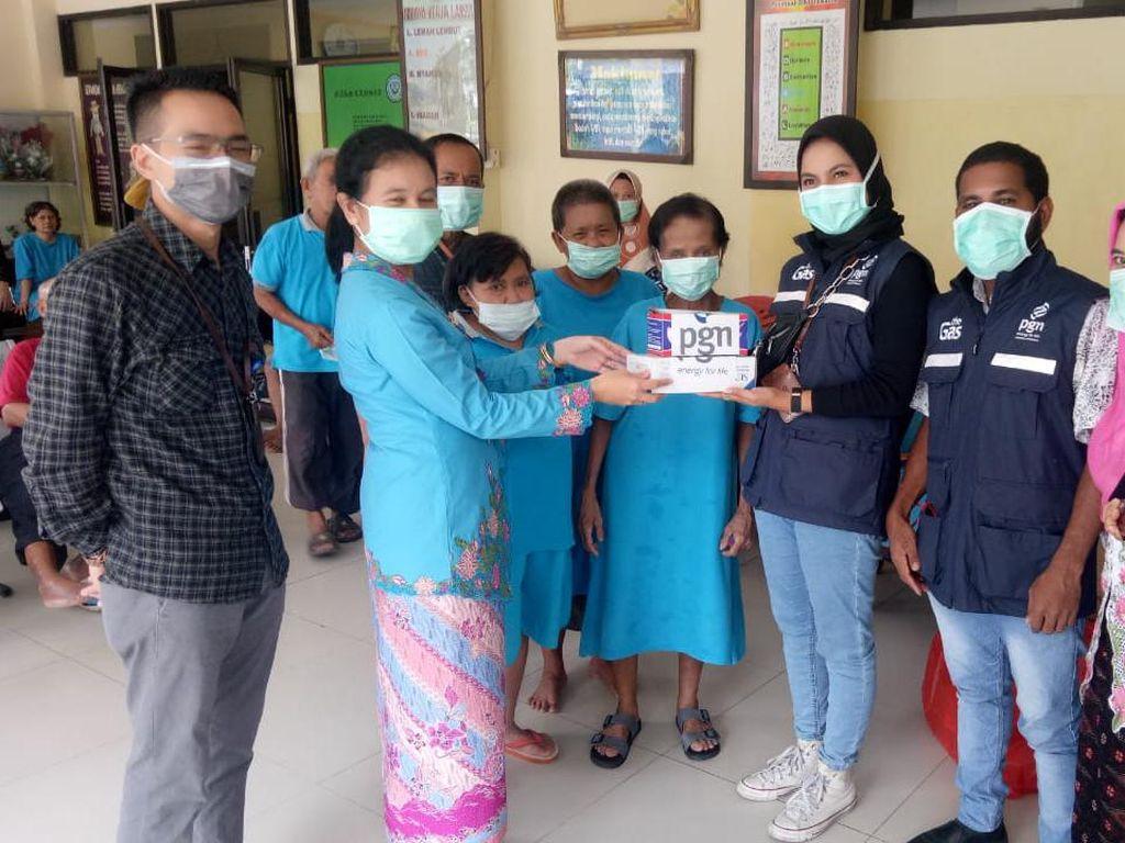 Bantu Tangani Pandemi COVID-19, PGN Anggarkan Dana Rp 1,3 M