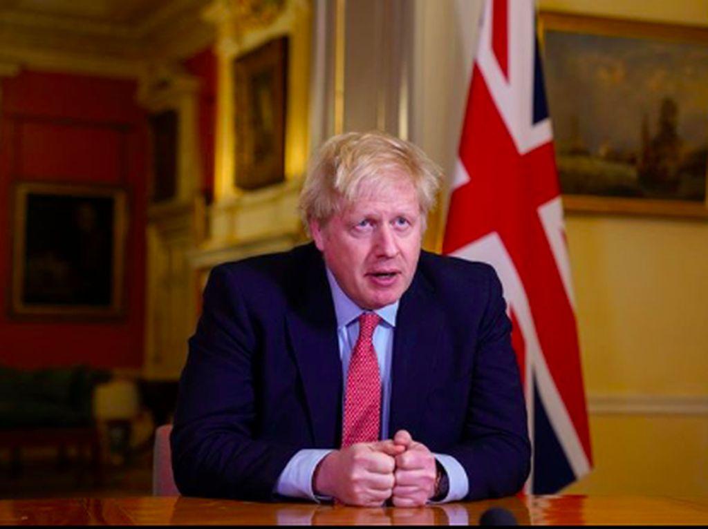 Boris Johnson, Perdana Menteri Inggris yang Masuk ICU Karena Virus Corona