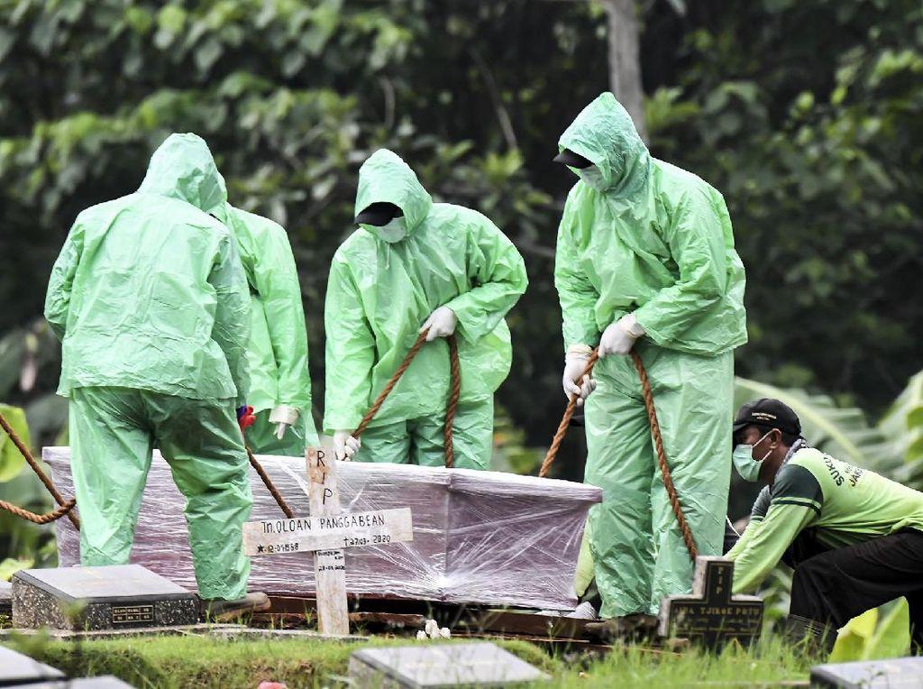Pakar UGM Bicara Kendala RI Belum Pakai Kematian COVID Versi Terbaru WHO