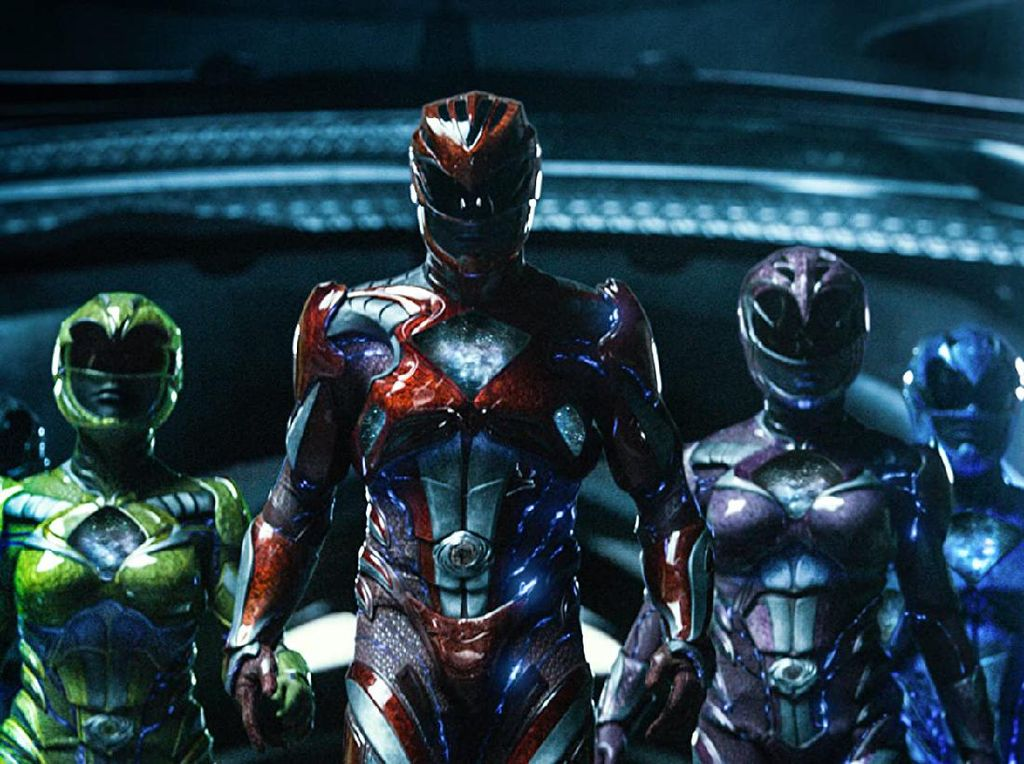 Sinopsis Power Rangers, Tayang di Bioskop Trans TV