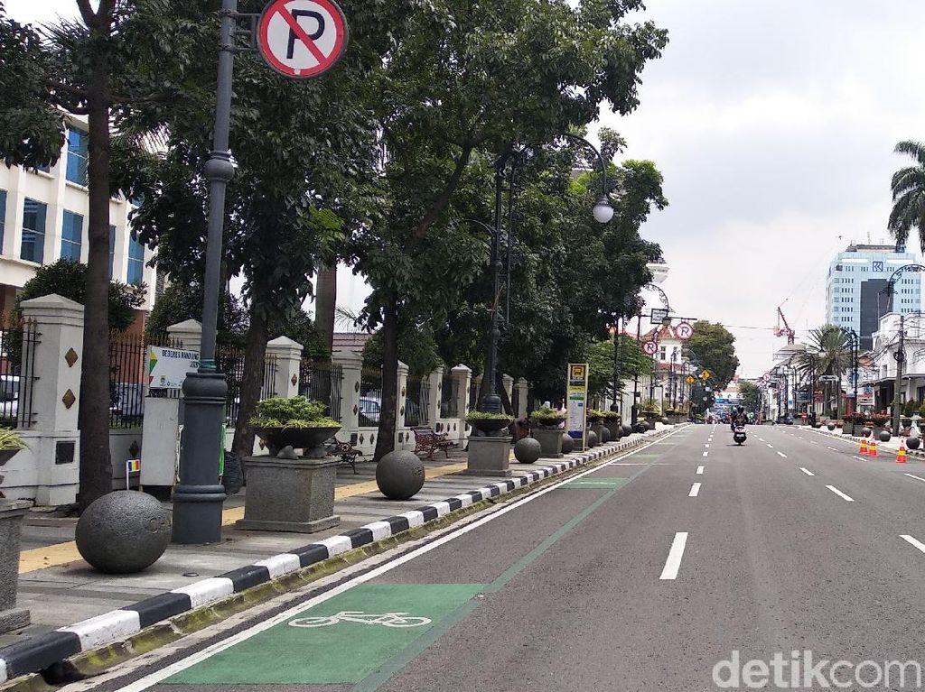 Sejumlah Jalan Ditutup Sementara, Ini Kata Walkot Bandung