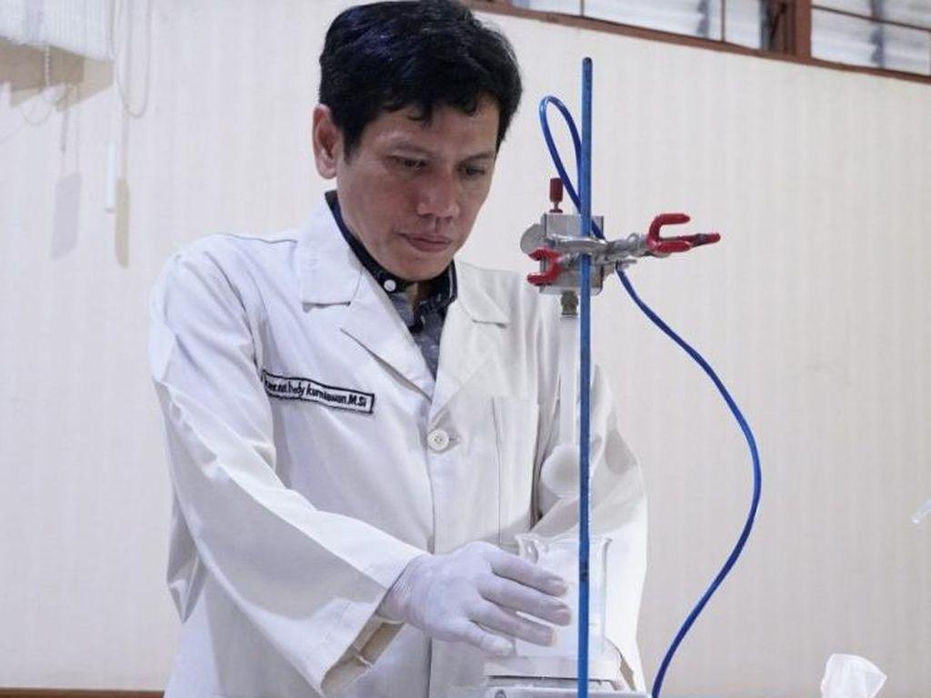 Penggunaan Alkohol dan Chlorine di Bilik Sterilisasi Berbahaya, Ini Penjelasannya