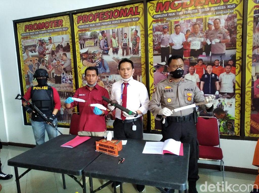 3 Pembunuh ABK di Eks Lokalisasi Loa Hui Ditangkap di Kalteng-Kalsel