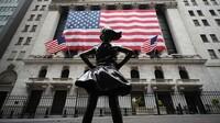 Wall Street Cetak Rekor Gara-gara Kesepakatan Infrastruktur Joe Biden