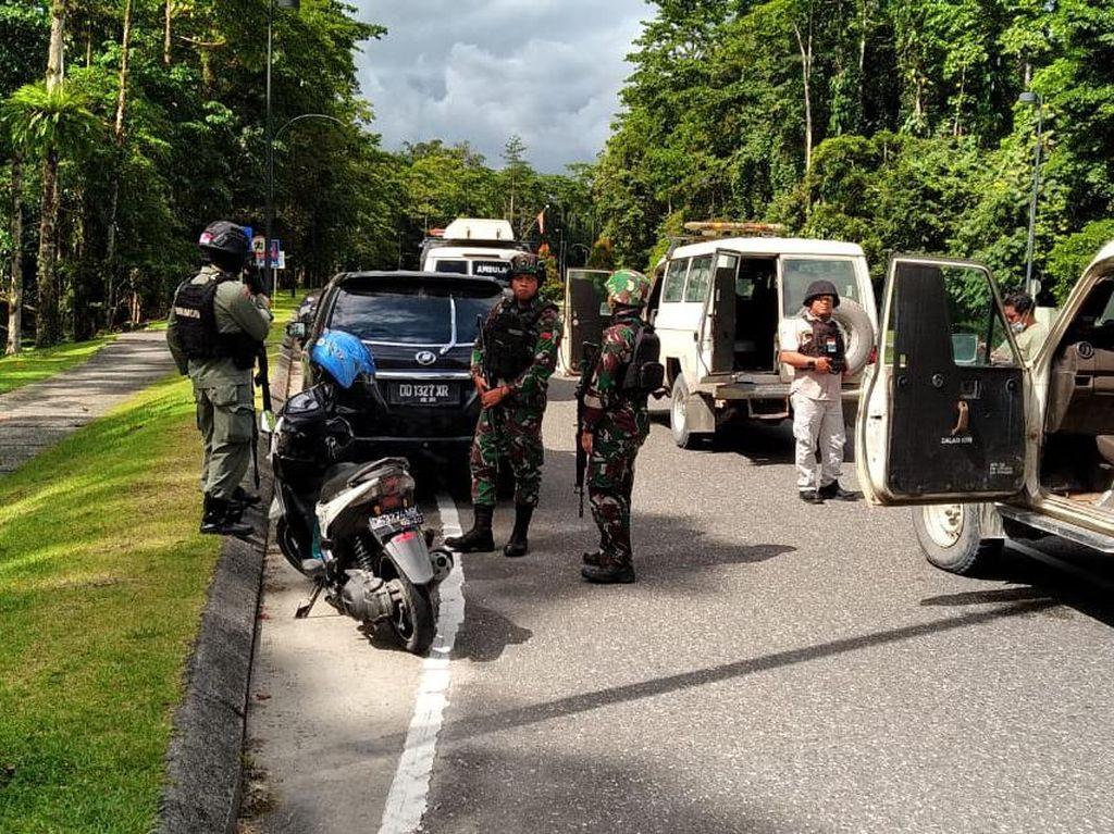 Polri: WNI Karyawan Freeport Tertembak di Perut dan Paha Kanan