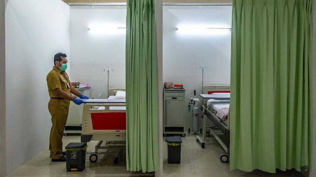 Rumdin Walkot Semarang Dijadikan Rumah Isolasi Corona