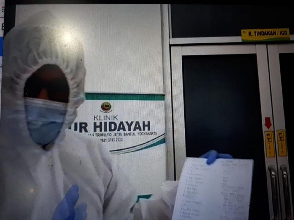 Viral Video Dokter Curhat 23 RS Tolak PDP Corona yang Kritis di Bantul