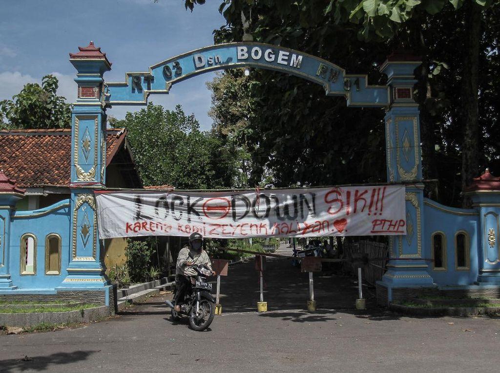 Cerita Corona Masuk Desa