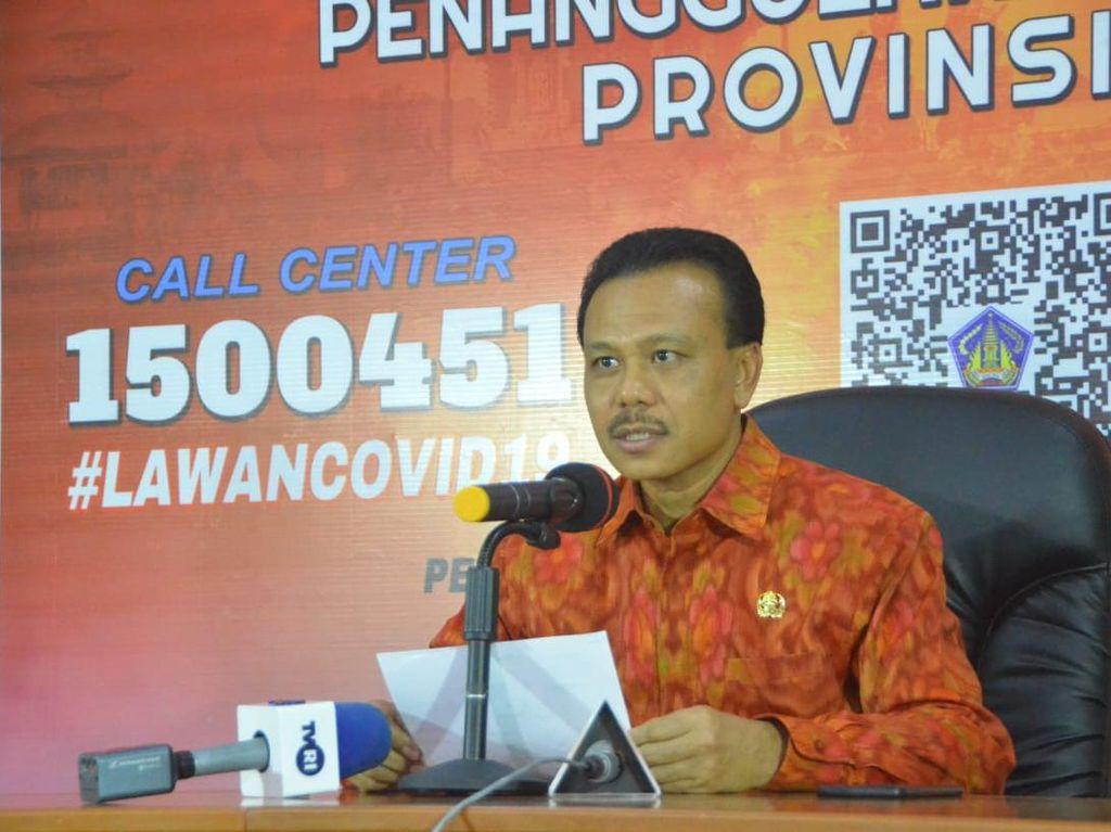 Bertambah 9, Total Pasien Positif Corona di Bali 19 Kasus