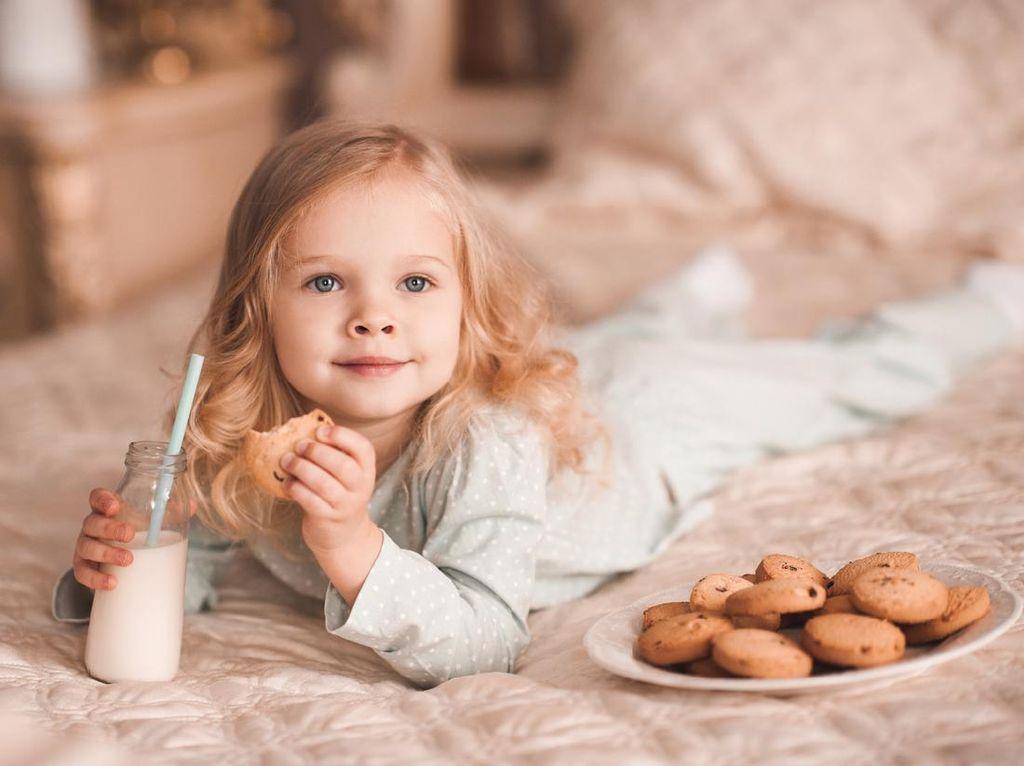 5 Camilan Sehat yang Bisa Meningkatkan Imunitas Anak