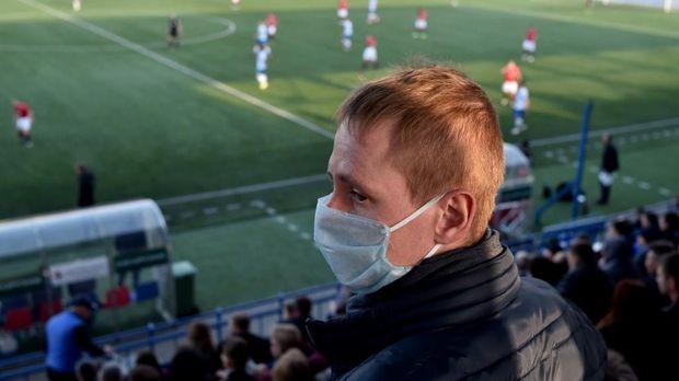 Abaikan Corona, 3.000 Orang Ramaikan Laga Derby Liga Belarusia
