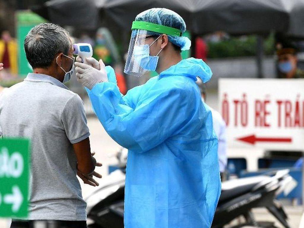 Nol Kematian dan 3 Bulan Bebas Transmisi Lokal, Vietnam Waspadai COVID-19
