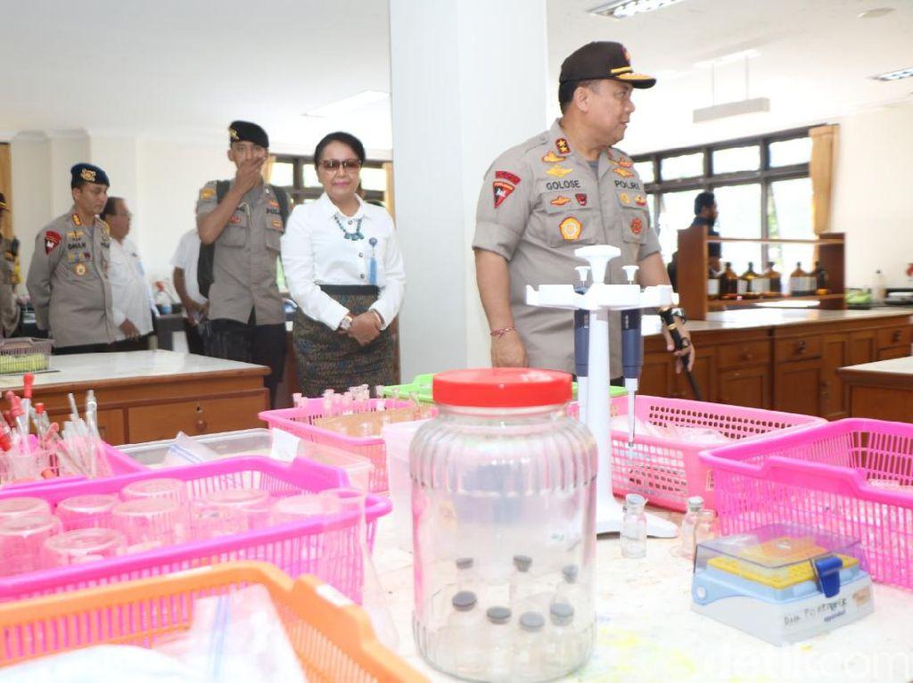 Arak Bali Dimanfaatkan untuk Pembuatan Disinfektan dan Hand Sanitizer