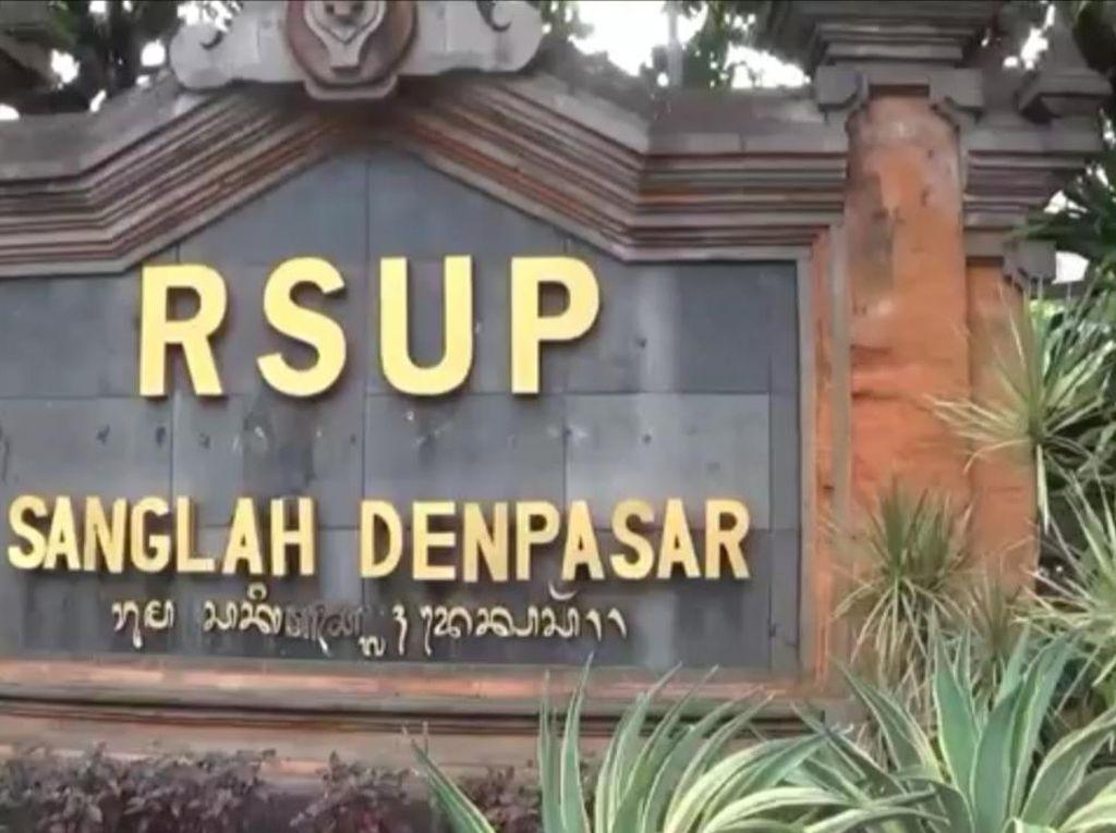 RSUP Sanglah Denpasar Rawat 21 PDP Corona: 2 WNA, 19 WNI