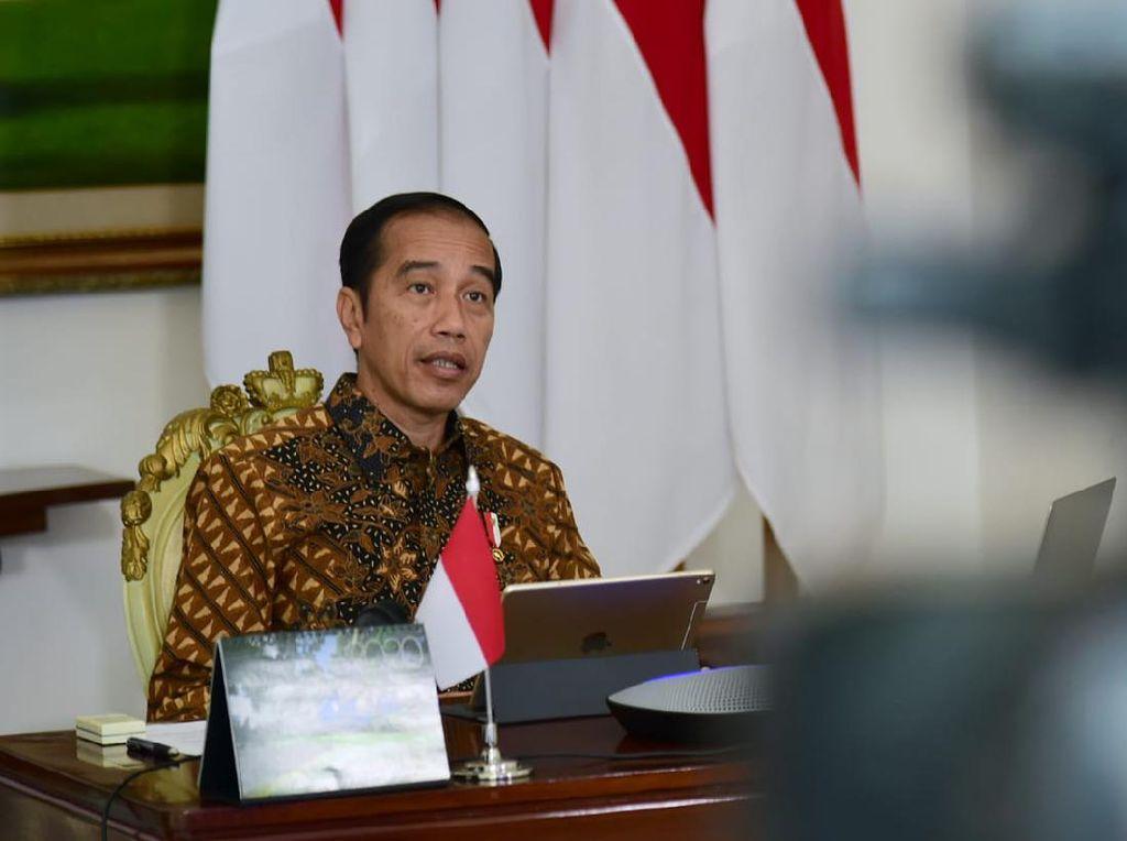 Jokowi Minta Puskesmas di Daerah Diperkuat untuk Pelacakan-Uji Sampel Corona