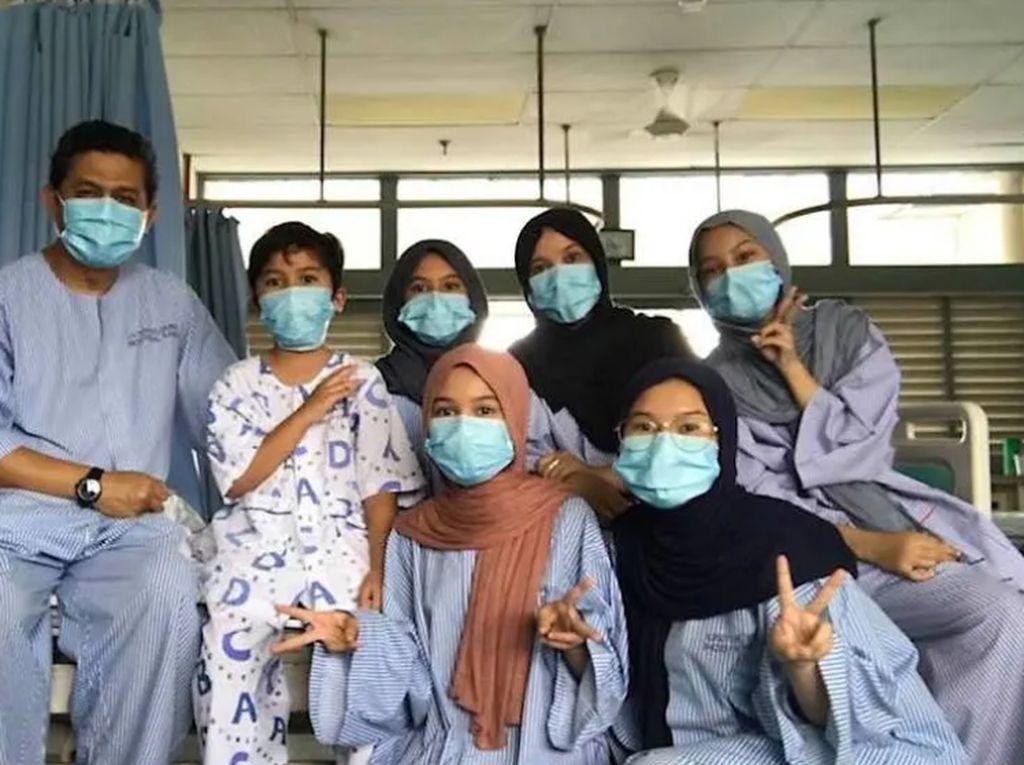 Viral Dokter dan Keluarganya Positif Corona Main TikTok Saat Karantina