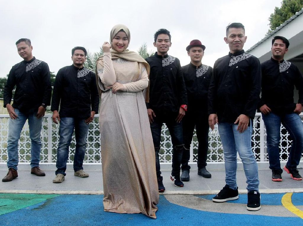 Grup Gambus Besutan Ustaz Solmed Sambut Lebaran dengan Lagu Baru