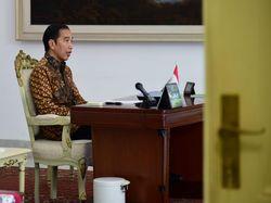 Jokowi Minta Tito Tegur Daerah yang Ganggu Distribusi Logistik