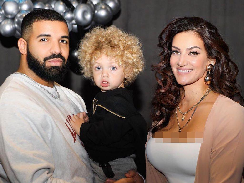 Drake Ungkap Ibu dari Anaknya yang Dulu Dirahasiakan, Eks Bintang Porno