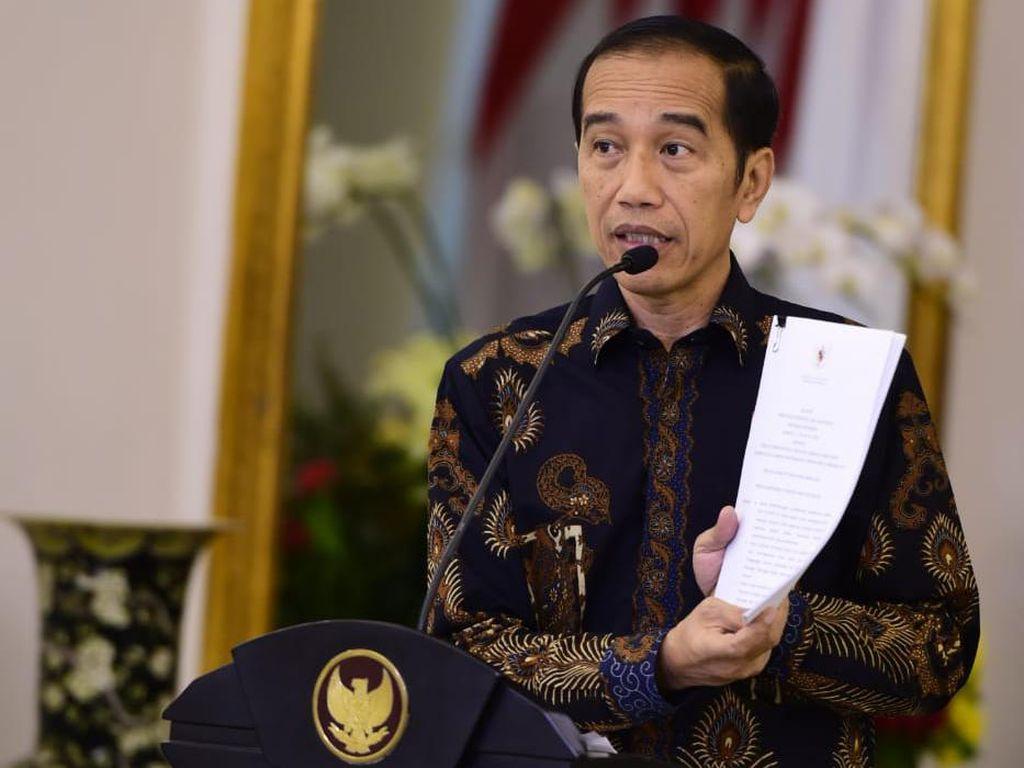 Ini Isi Keppres Jokowi Soal Kedaruratan Kesehatan Masyarakat di Tengah Corona
