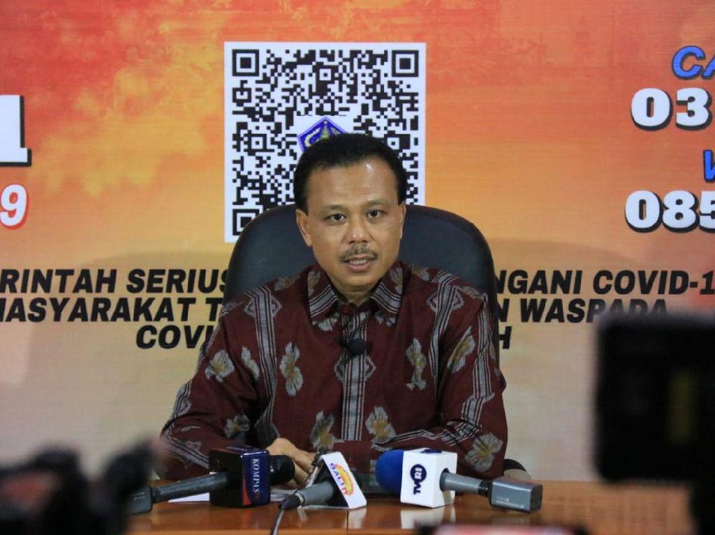 Bali Larang Warga Mudik untuk Cegah Corona, Colong Start Akan Dikembalikan