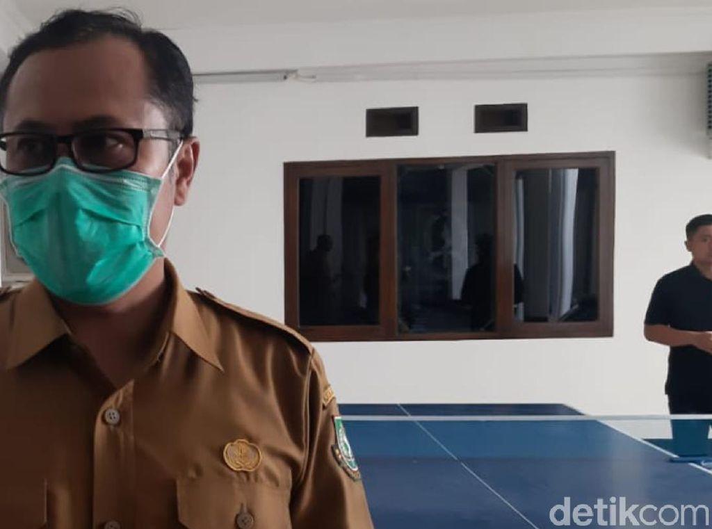 Walkot Fahmi Tepis Ridwan Kamil soal Klaster Corona di Sukabumi