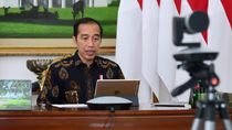Jokowi: Kita Belajar Pengalaman Negara Lain Tangani Corona, tapi Tak Meniru
