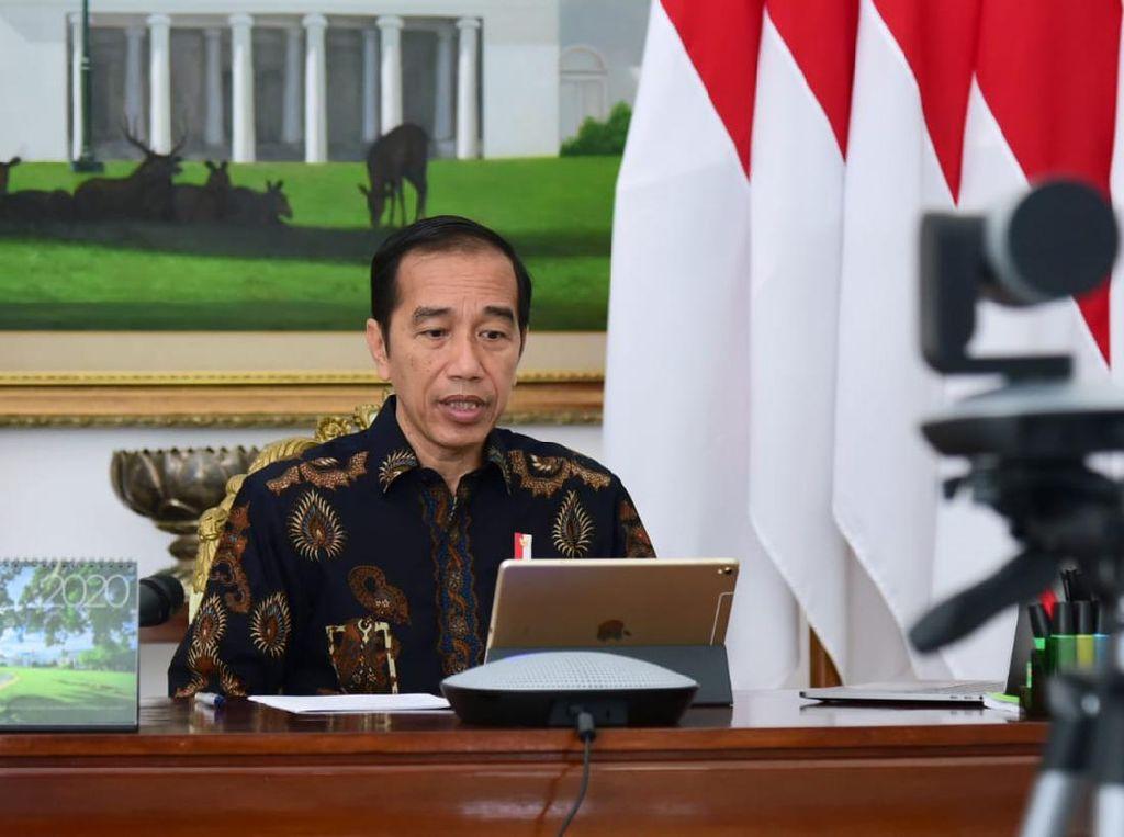 Perhatian Khusus Jokowi ke Jemaah Tablig yang Baru Balik