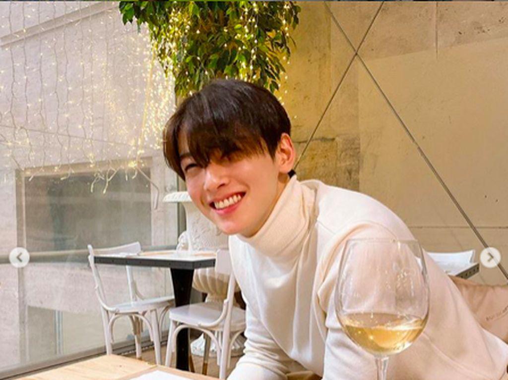 Berkumpul di Bar saat Pandemi Corona, Cha Eun Woo ASTRO Menyesal