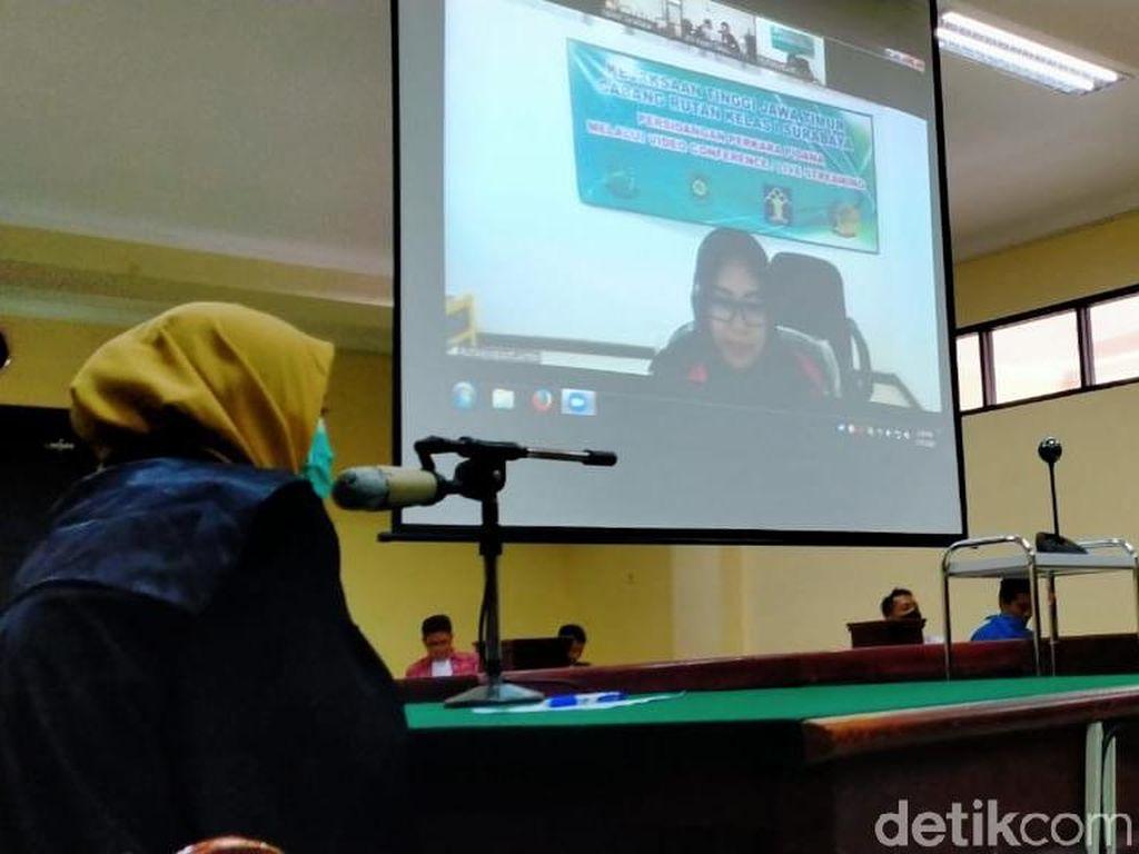 Korupsi Jasmas Rp 5 M, Eks Anggota DPRD Surabaya Divonis 18 Bulan Penjara