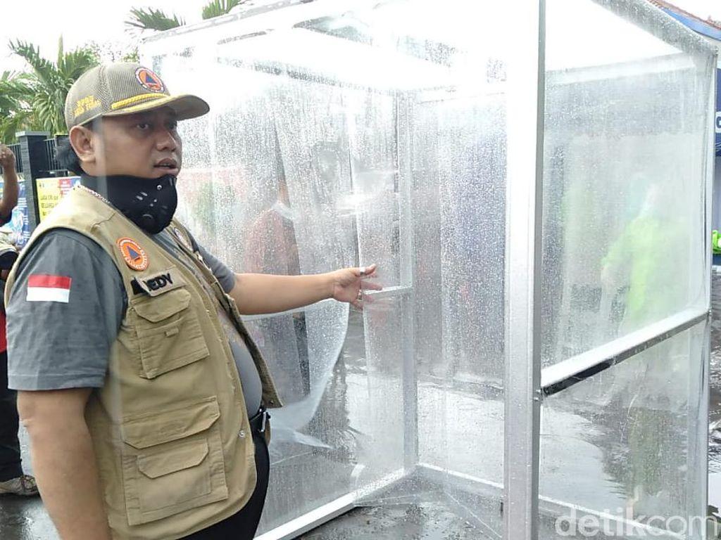 Pertahankan Zona Hijau, Pemkot Tegal Bentuk Relawan Mandiri COVID-19