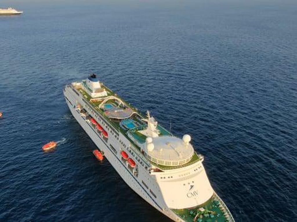 Kanada Larang Kapal Persiar Masuk Hingga Februari 2021
