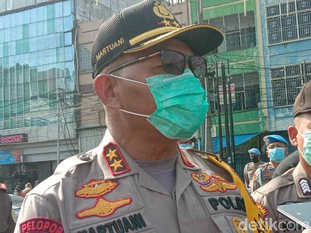 Kapolda Sumut Minta Warga-Pejabat Patuhi Protokol Corona: Jangan Melawan!
