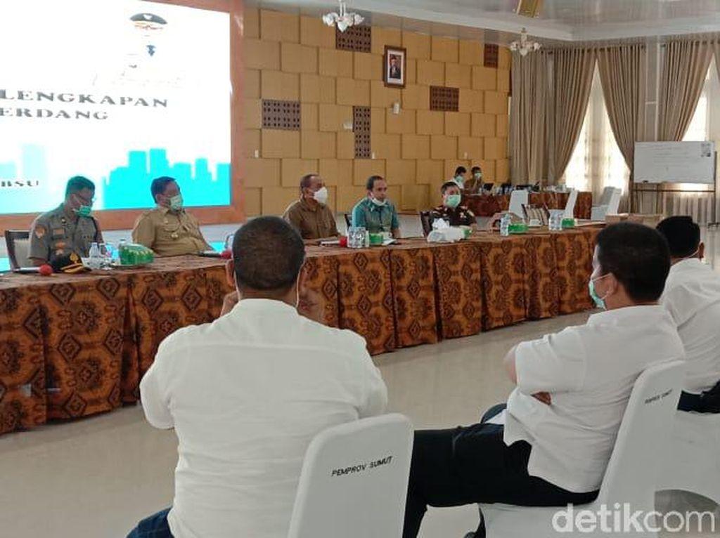 Kumpulkan 2 Kubu DPRD Deli Serdang, Gubsu Edy: Mereka Akan Gabung