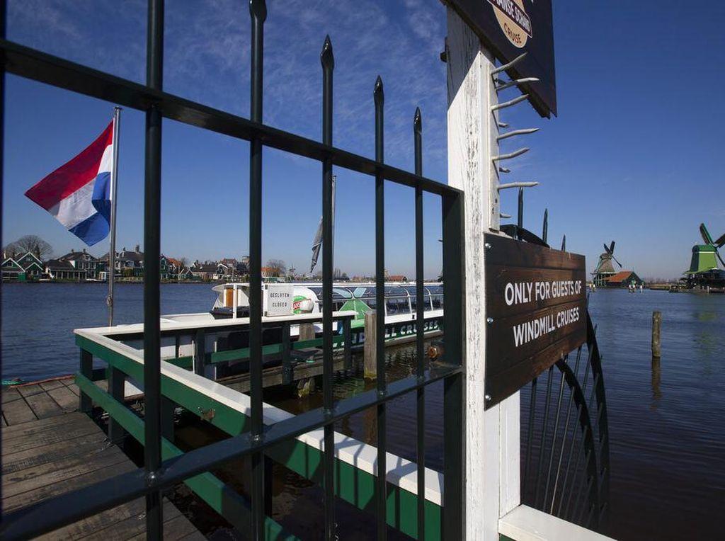 Begini Lockdown Ala Belanda, Akankah Indonesia Mengikutinya?