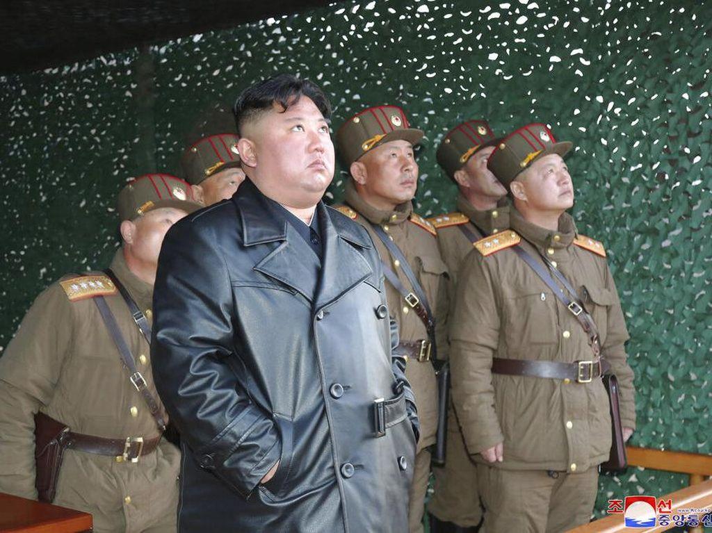 Porsi Belanja Militer Korea Utara Tertinggi di Dunia