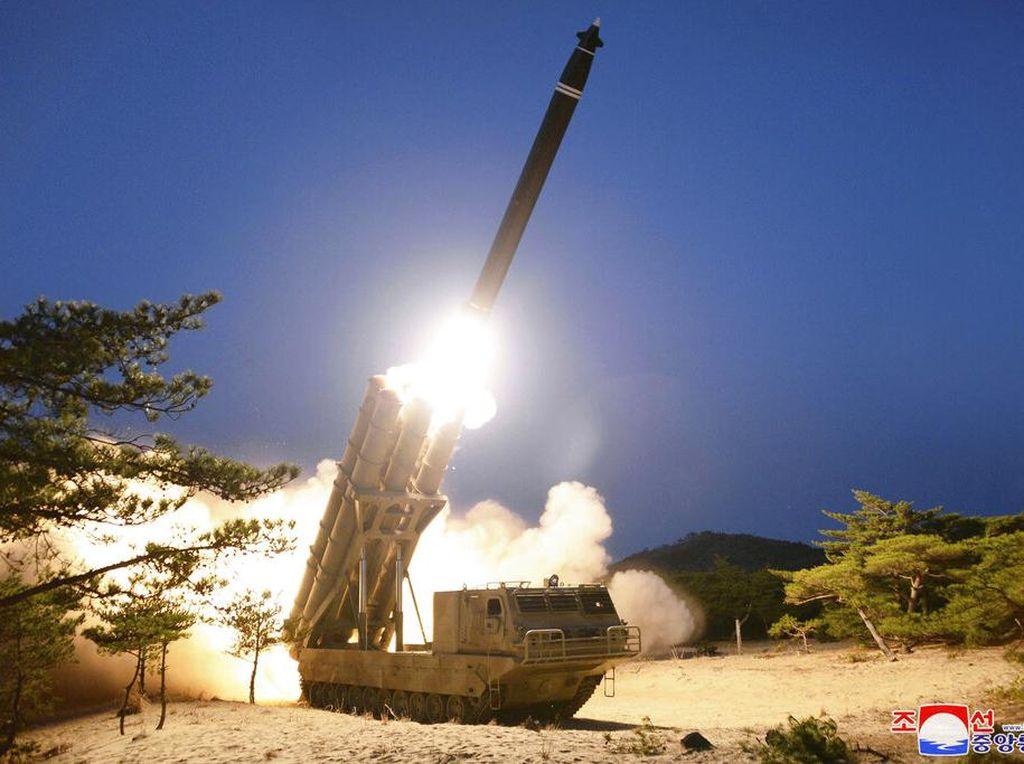 Biden Anggap Biasa Kala Rudal Korea Utara Diuji Coba
