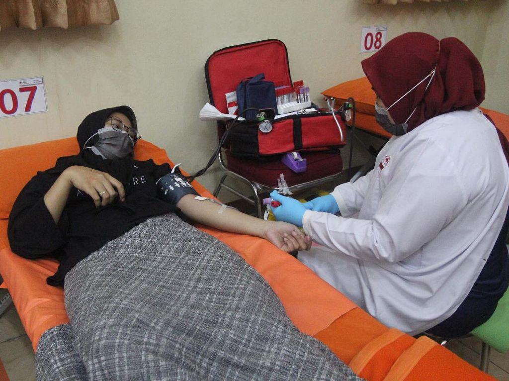 Donor Darah untuk Sesama di Tengah Pandemi Corona