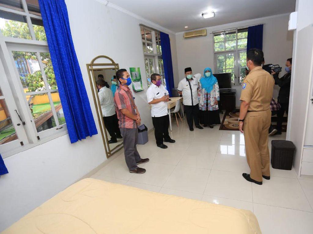 Pemkot Bandung Sediakan Tempat Istirahat untuk Tenaga Medis Corona