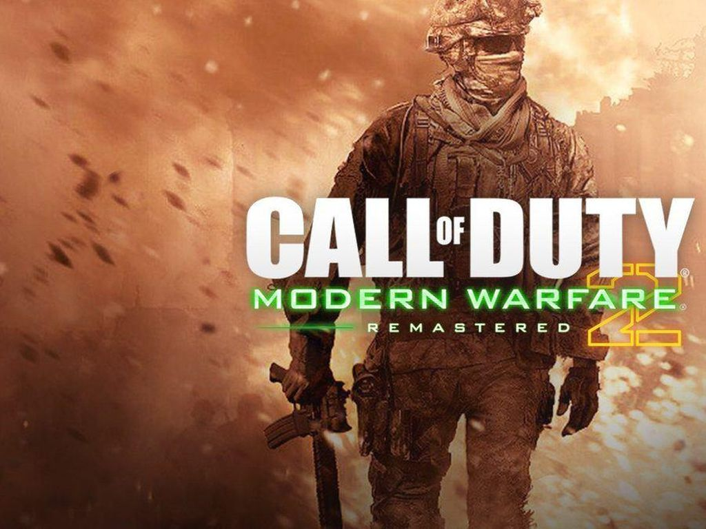 Modern Warfare 2 Remastered Sambangi PS4, PC & Xbox One Kapan?