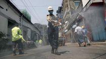 Cetak Rekor, Myanmar Laporkan 1.000 Kasus Corona dalam Sehari